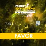 Prophetic Proclamations and Prayers on Favor CD