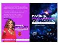 Prophetic Proclamations and Prayers on Releasing the Anointing Book